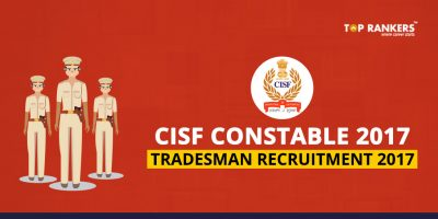 CISF Constable Tradesman Recruitment 2017