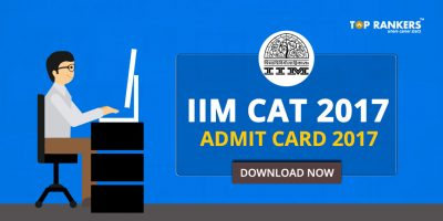 CAT Admit Card 2017 – Download Hall Ticket Here