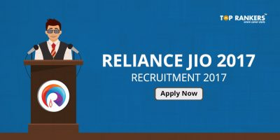 Reliance Jio Recruitment 2017