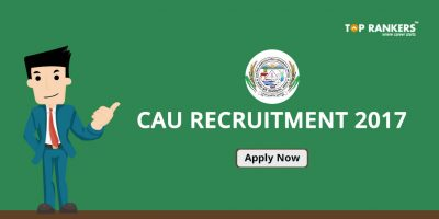 CAU Recruitment 2017- Apply Here for 123 Faculty Posts