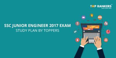 SSC Junior Engineer Study Plan- Tips by Toppers