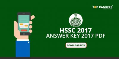HSSC Answer Key 2017- Download HSSC Answer Keys PDF Here