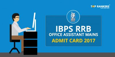 IBPS RRB Office Assistant Mains Admit Card 2017