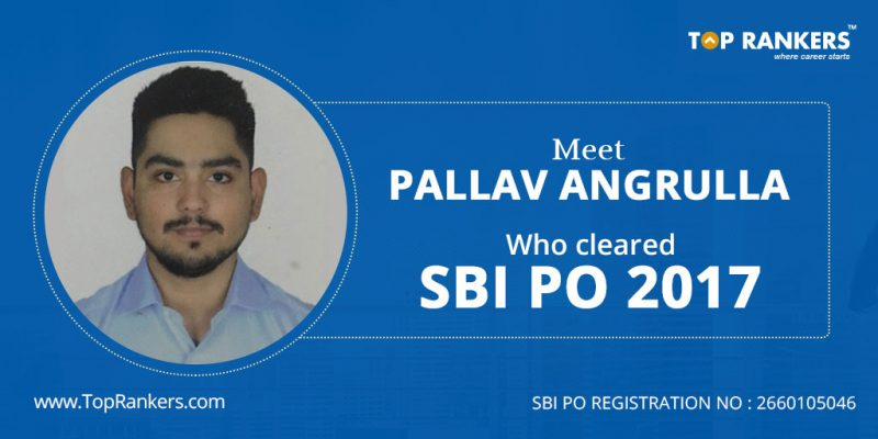SBI PO Success Story 2017
