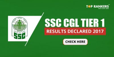 SSC CGL Tier 1 Result 2017 Declared : Download Official PDF
