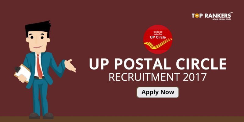 UP Postal Circle Recruitment 2017
