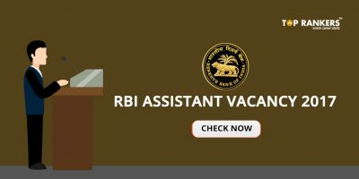 RBI Assistant Vacancy 2017 – Check Detailed Vacancy List Here