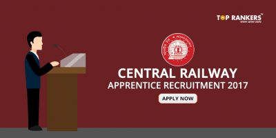 Central Railway Recruitment 2017 Apprentice – Apply for 2196 Apprentice Posts