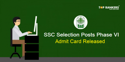 SSC Selection Post Admit Card 2018 Out | Download Region wise Admit Card