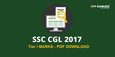 SSC CGL Tier 1 Marks 2017 PDF – Download Region wise Score Card PDF
