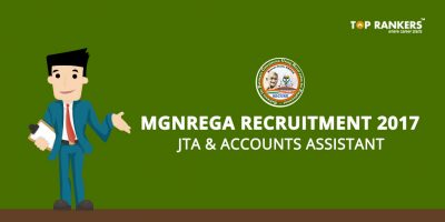 MGNREGA JTA Accounts Assistant Posts Recruitment 2017