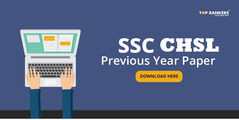 SSC CHSL Previous Year Question Papers