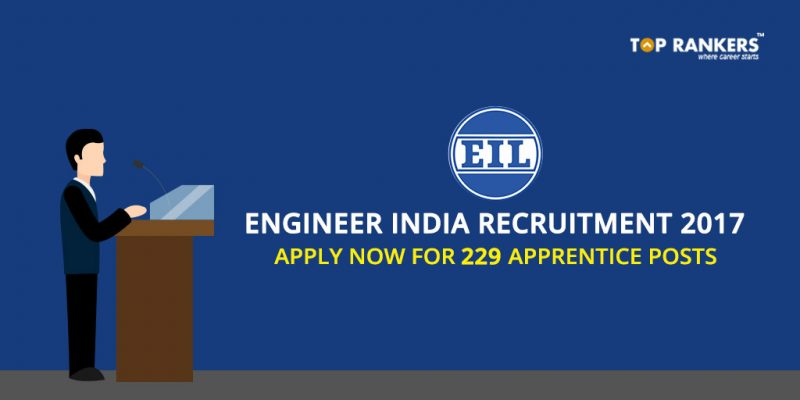 Engineers India Limited Recruitment 2017 PDF