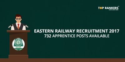 Eastern Railway Apprentice Recruitment 2017 – Apply for 732 Apprentice Posts