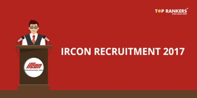 IRCON International Recruitment 2017