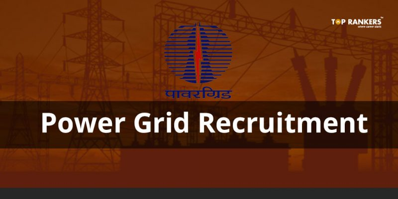 POWERGRID PGCIL Recruitment 2018 for 10 Engineer Posts | Apply Now!