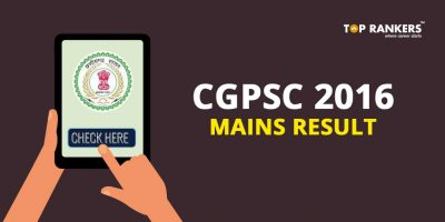 CGPSC Mains Result 2016 – Direct Link To Download Result Sheet