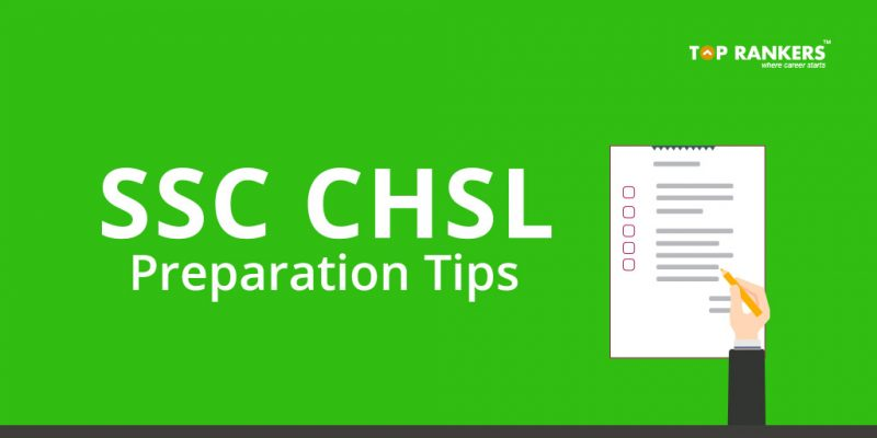 SSC CHSL Preparation Tips