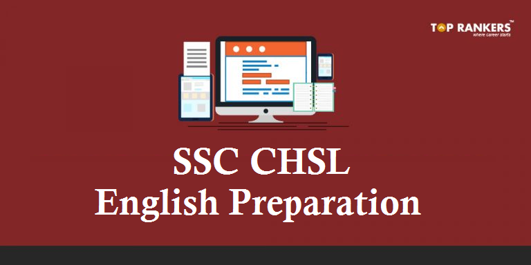 How to Prepare English for SSC CHSL 2019?