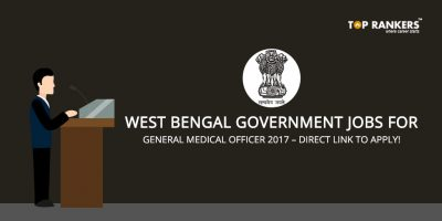 WBHRB Medical Officer Recruitment 2017 – Apply for 1520 Vacancies here