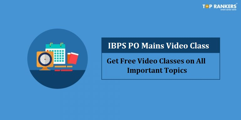 Last 3 Week IBPS PO Mains Study Schedule