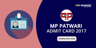 MP Patwari Admit Card 2017- Download Vyapam Admit Card 2017