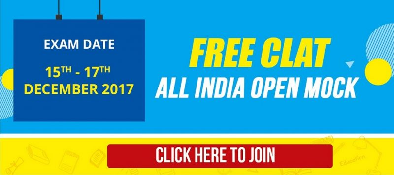 FREE CLAT All India Test