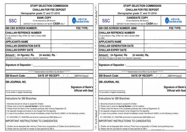 ssc chsl application form
