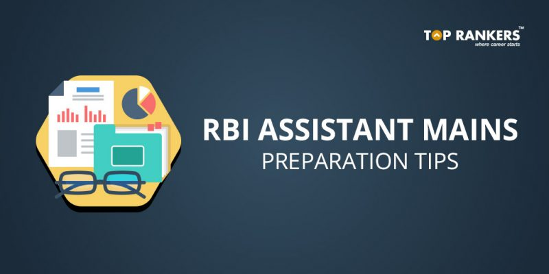RBI Assistant Mains Preparation Tips