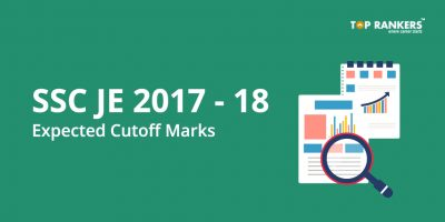 Previous Years' SSC JE Cut Off Marks | 2017, 2016, 2015, and 2014