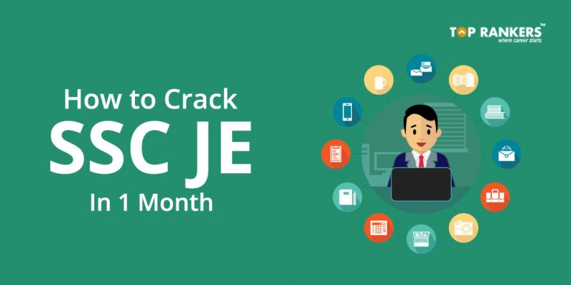 How to Crack SSC JE in One Month