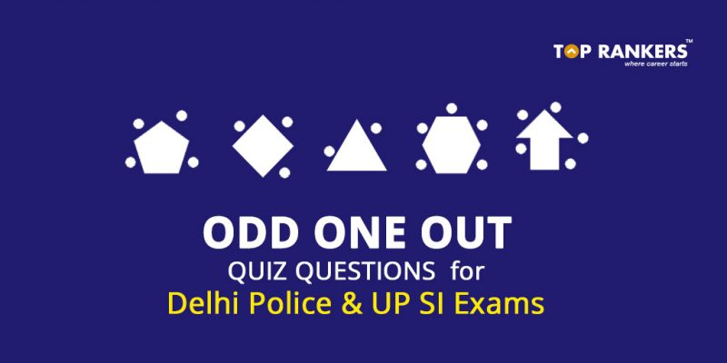 Odd One Out Quiz Questions