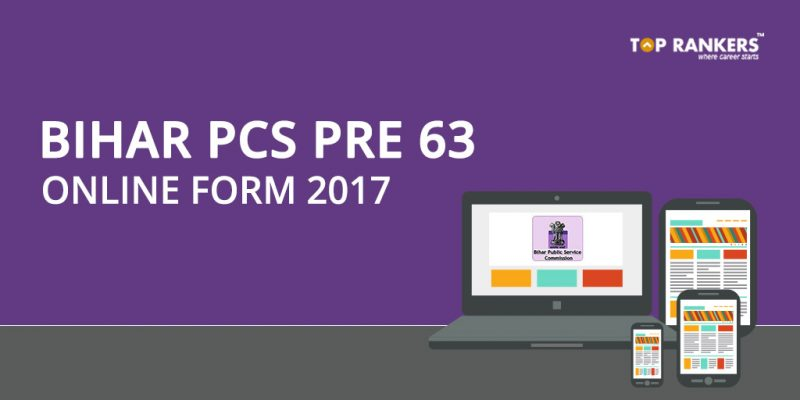 BPSC Pre 63 Online Form 2017 - Direct Link to Apply!