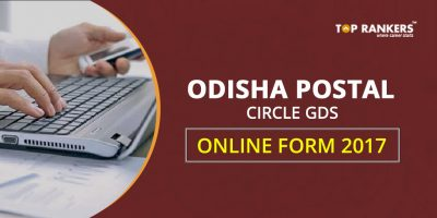 Odisha Postal Circle Recruitment  2017 – Check Details Here