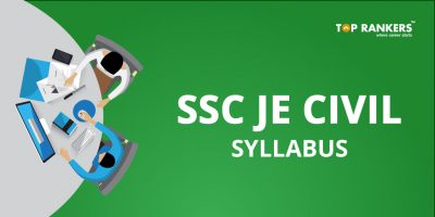 SSC JE Civil Syllabus 2019 | Check Detailed SSC JE Syllabus for Civil Here