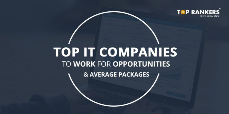Top 10 Indian IT Companies To Work For - Opportunities | Average Packages