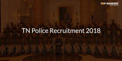 TN Police Recruitment | TNUSRB Notification 2018