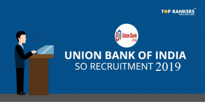 Union Bank of India SO Recruitment 2019 | Apply for 181 seats!