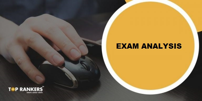 SBI PO Exam Analysis