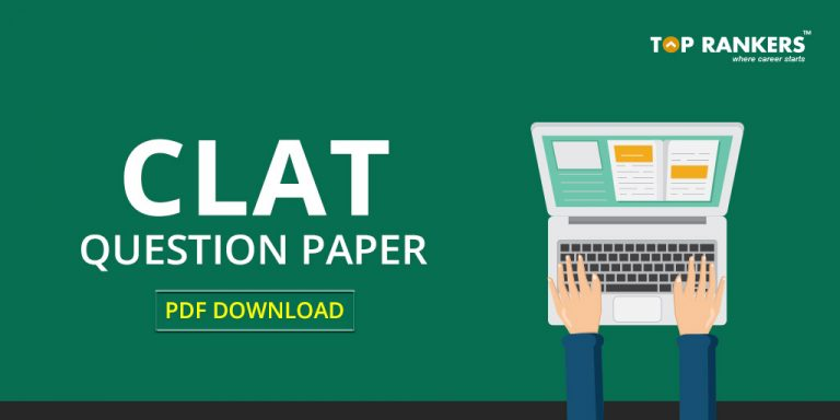 Clat Question Paper Previous Years Paper Solved Papers