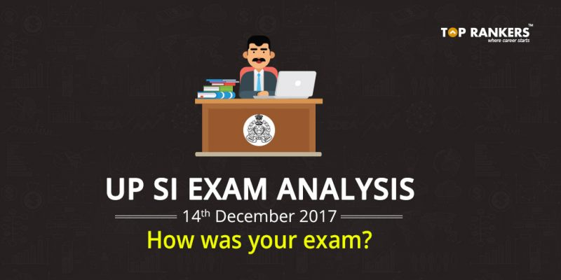 UP SI Exam Analysis