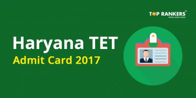 HTET Admit Card 2017 – Download Haryana TET Call Letter Here