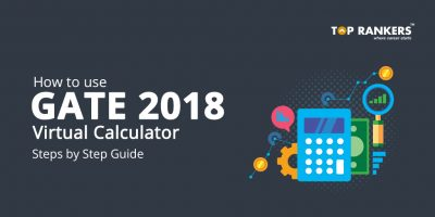 How to use GATE Virtual Calculator 2018?