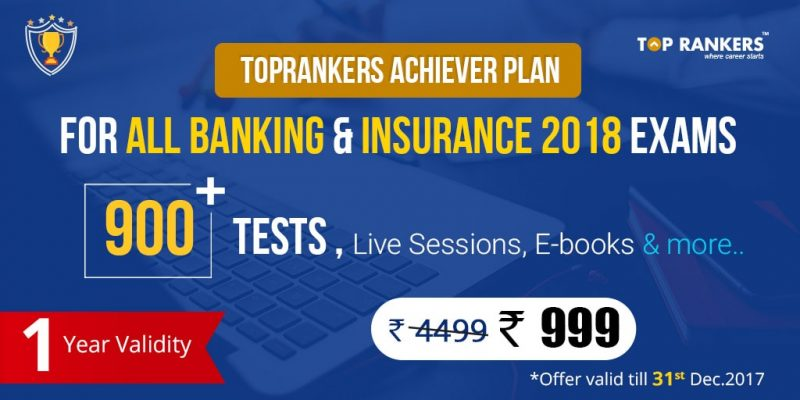 TopRankers Achiever Plan