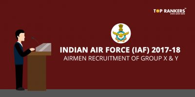 Indian Air Force Airmen Recruitment 2019