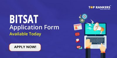 BITSAT Application Form 2018 Available From Today