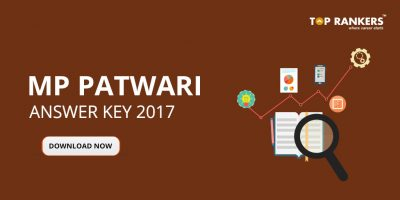 MP Vyapam Patwari Answer Key 2017- Download Official Question Paper Solution
