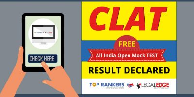 CLAT All India Test Result Declared – Check Here All India Rank
