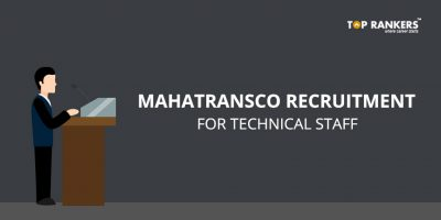 MAHATRANSCO Recruitment – Check Details of MAHATRANSCO Technical Staff Recruitment