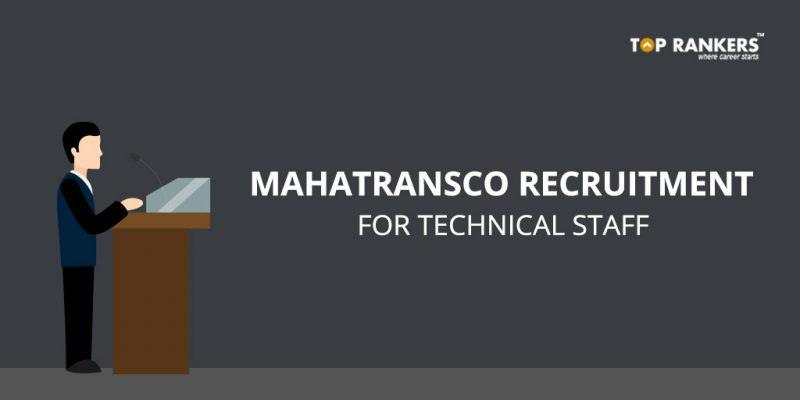 MAHATRANSCO Technical Staff Recruitment